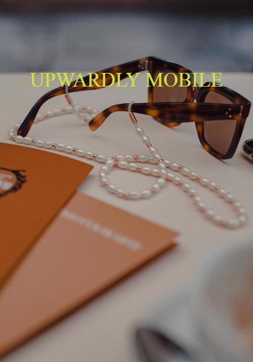 Cover of UPWARDLY MOBILE