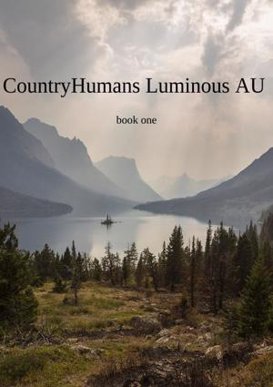 Cover of CountryHumans Luminous AU