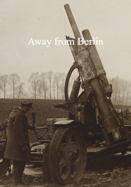 Cover of Away from Berlin