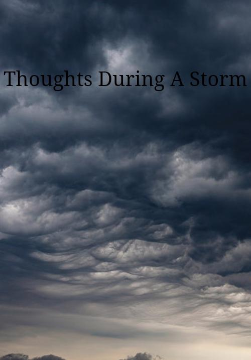 Cover of Thoughts During A Storm