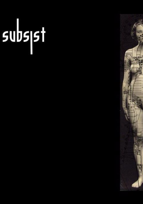 Cover of Subsist