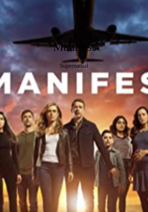 Cover of Manifest
