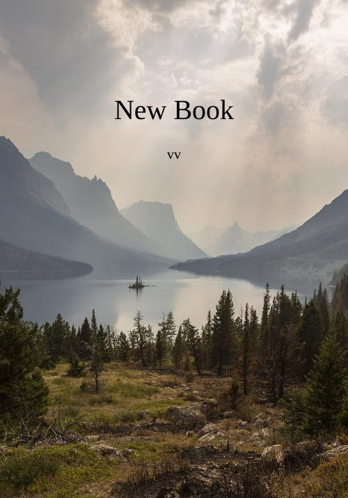 Cover of New Book